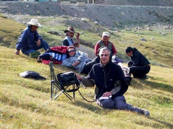Tengri Kyrgyzistan 2007, Crewmembers