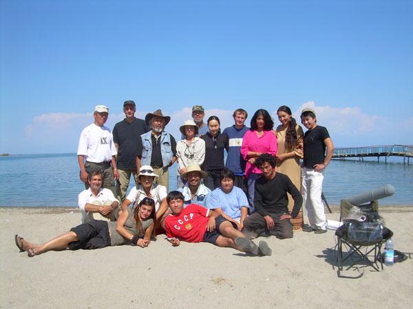 The Tengri Crew